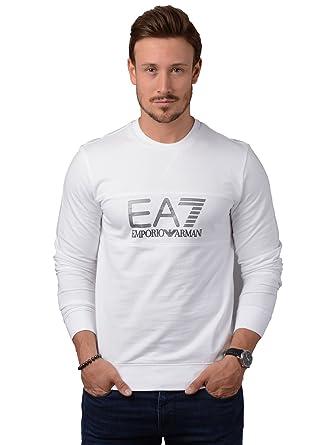 73e0f0b4a3e9 Emporio Armani EA7 sweat-shirt Homme