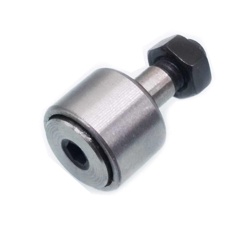 KR19 1.26x0.75inch Cam Follower Needle Roller Bearing Pack of 2