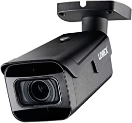 Lorex LNB9272S 4K 8MP 30FPS Vari-Focal 4X Zoom Bullet Camera w/Listen-
