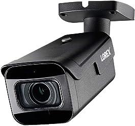 Lorex LNB9272S 4K 8MP 30FPS Vari-Focal 4X Zoom Bullet Camera w/Listen-