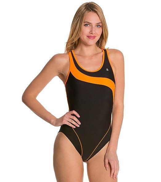 Amazon.com: Aqua Sphere mujer Tiki traje de baño de una ...