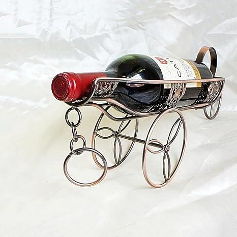Amazoncom Fei Wine Rack Wine Bottle Holder Liquor Storage Shelf