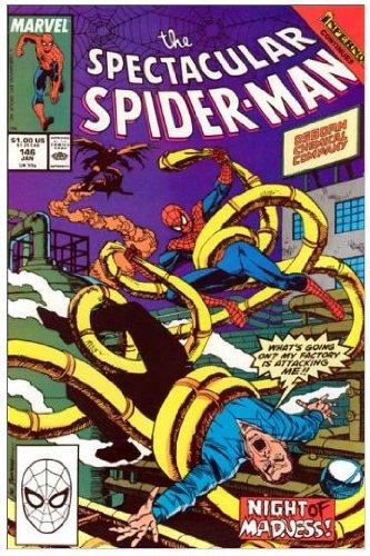 The Spectacular Spider-Man #146 : Demon Night (Inferno - Marvel Comics) ()