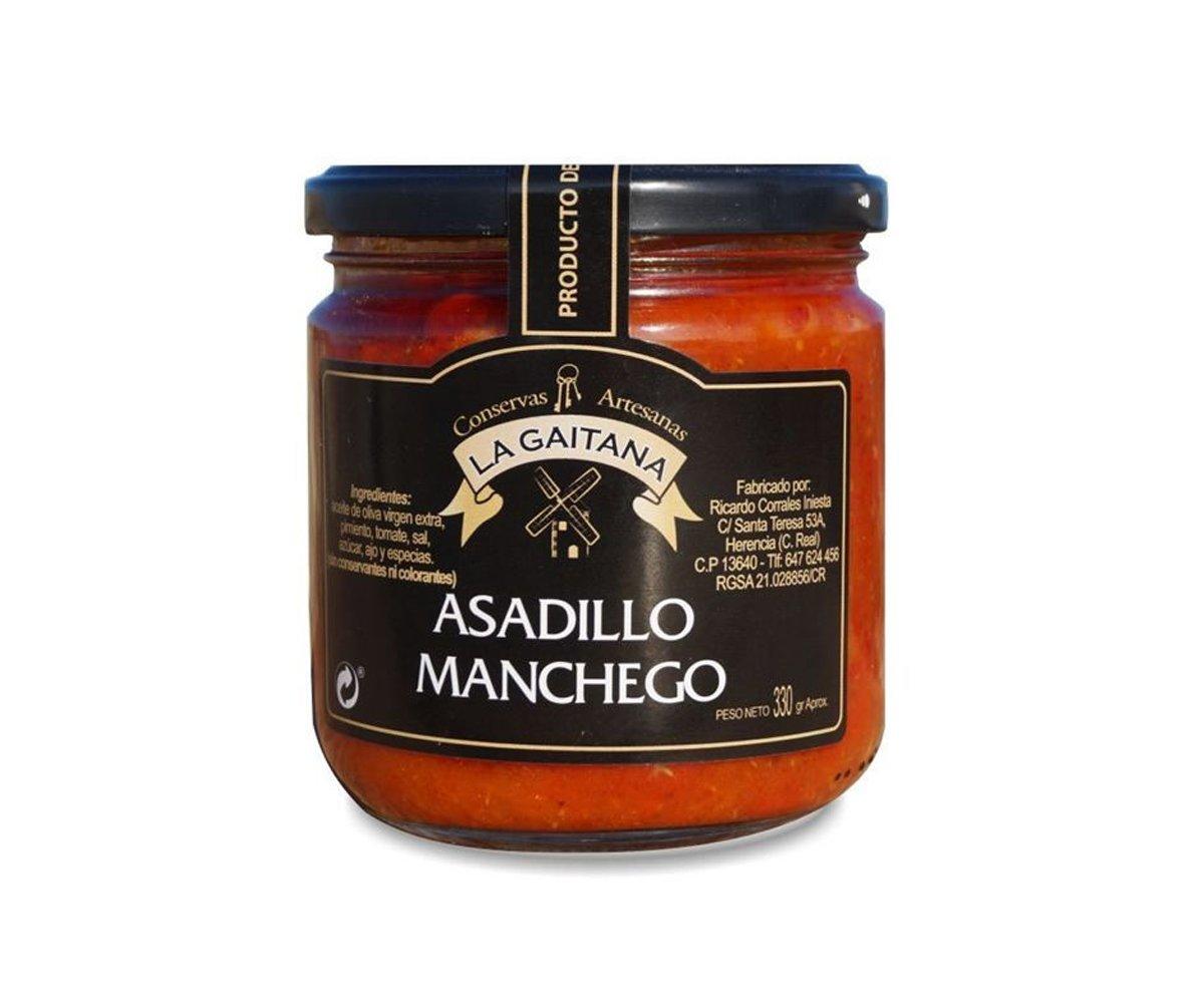Asadillo Manchego La Gaitana 330G: Amazon.es: Alimentación y bebidas