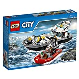 LEGO City Police Patrol Boat 60129 Building Toy
