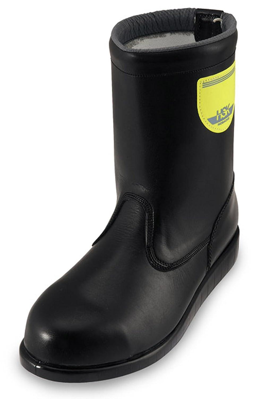 [ノサックス]Nosacks【アスファルト舗装工事用安全靴】簡単に脱ぎ履き可能な半長靴タイプ《074-HSK208》 B00J0N2U42 27.0 cm