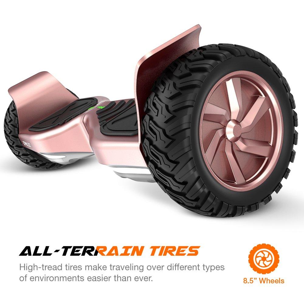 Amazon.com: Tabla patineta para doblar autobalanceable ...