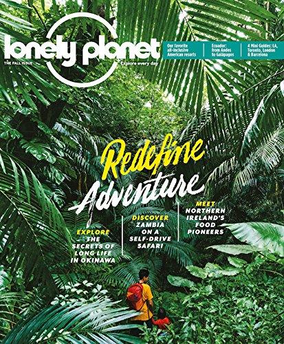 Lonely Planet Magazine  Us