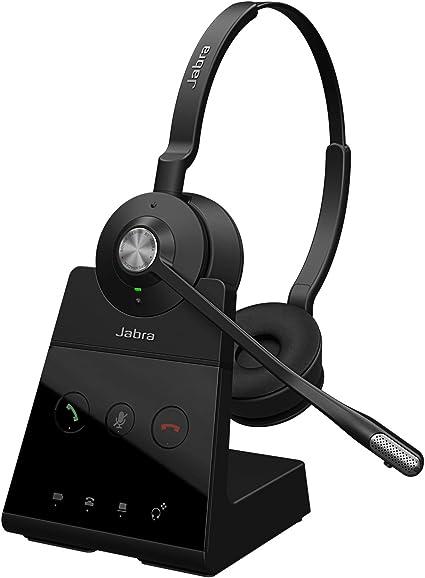 Jabra Engage 65 Stereo Cuffie Wireless: Amazon.it: Elettronica