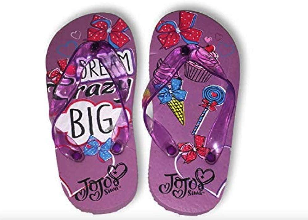 Amazon.com: JoJo Siwa Flip Flops