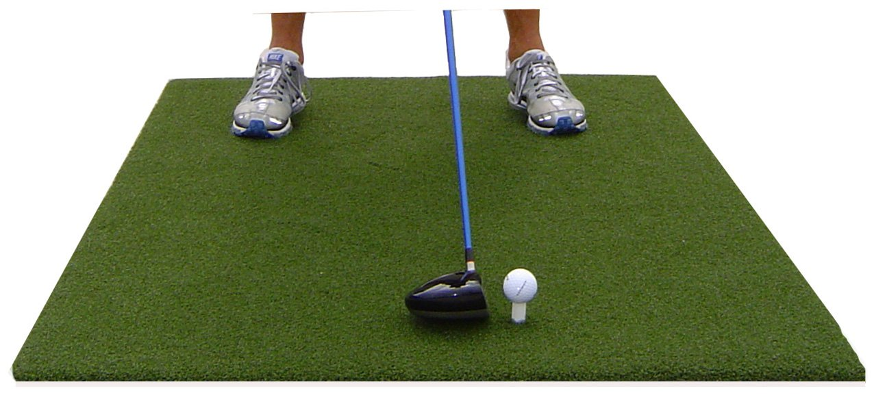 PGM3660 3 x 5 Emerald Par Poly Golf Mat