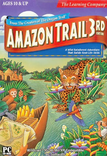 Amazon Trail 3rd Edition