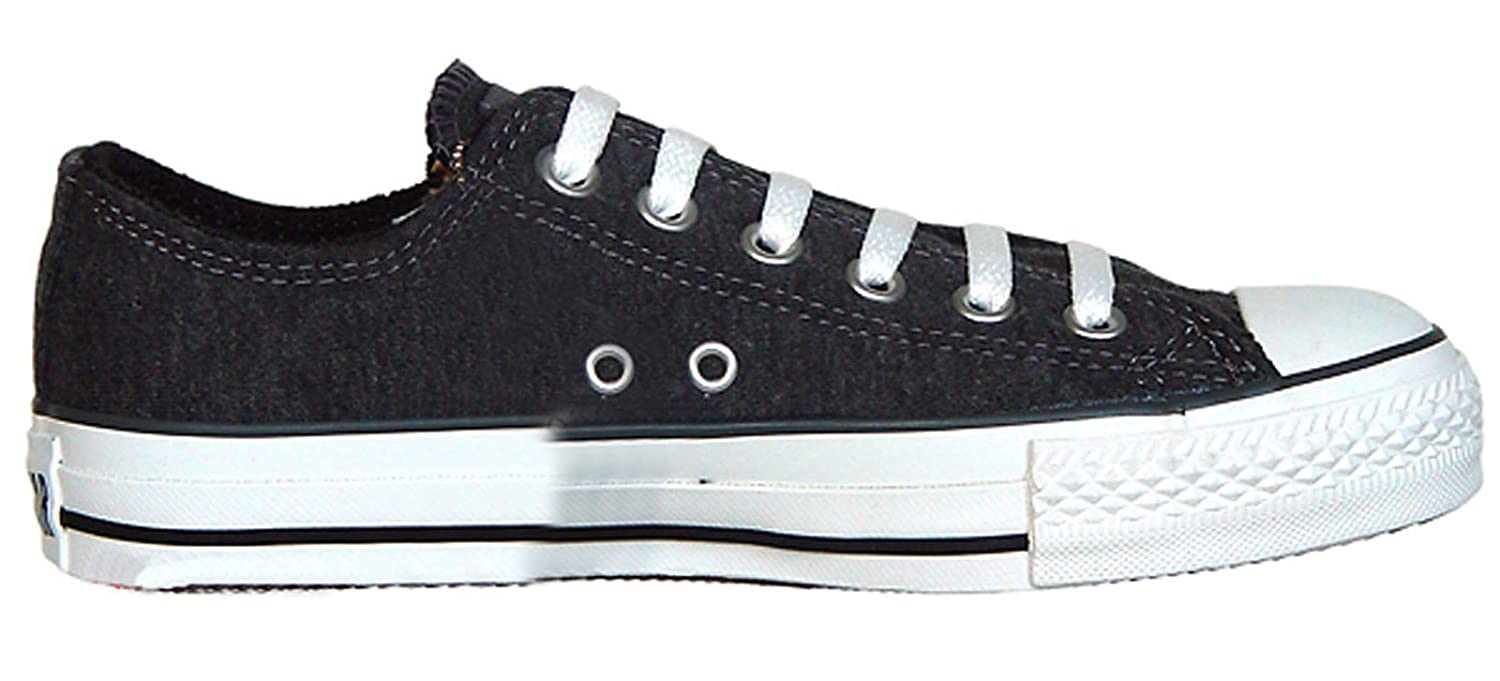 Converse All Star Chucks 1U453 EU 36 UK 3 5 Grau Sweat Limited Edition Ox