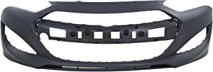 Front Bumper Cover Compatible with 2013-2016 Hyundai Genesis Coupe Primed
