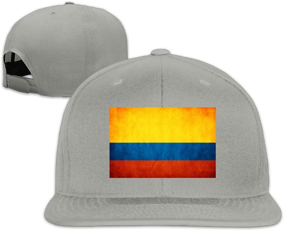 Pin-1 Gorra de béisbol con la Bandera de Colombia y Sombrero de ...