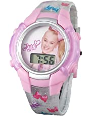 JoJo Siwa Little Girl's Pink Digital Light Up Watch