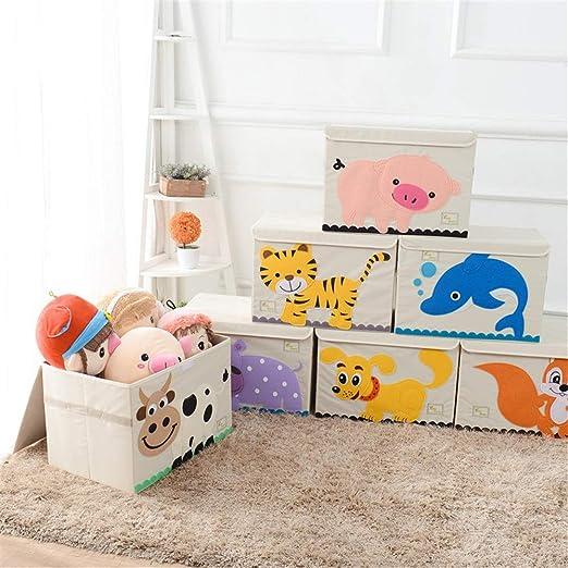 Caja de Almacenaje de los Niños de los Juguetes Caja de juguetes ...