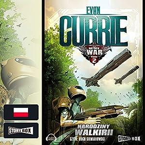 Narodziny Walkirii (Hayden War 2) Audiobook