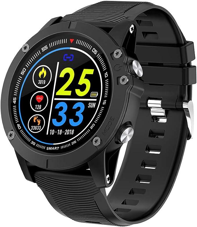 BYTTRON Bluetooth Smartwatch, Reloj Inteligente Pantalla táctil ...