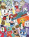 Cuphead coloring book: Super fun coloring book for kids, featuring all favorite characters, Cuphead and Mugman