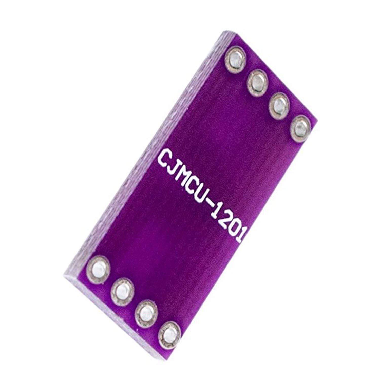 ADUM1201 Lot de 2 isolateurs magn/étiques num/ériques /à double canal pour iCoupler