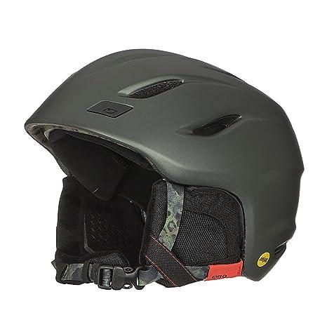 Giro Nine Mips L - Casco esquí/snowboard unisex (Verde Oscuro): Amazon.es: Deportes y aire libre