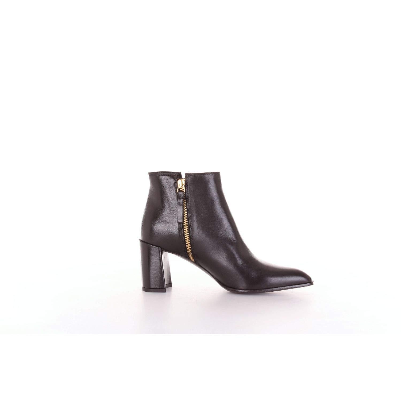 790646f224f62 Premiata Women's M5015BLACK Ankle Boots Black Leather nqjfuj6350-Boots
