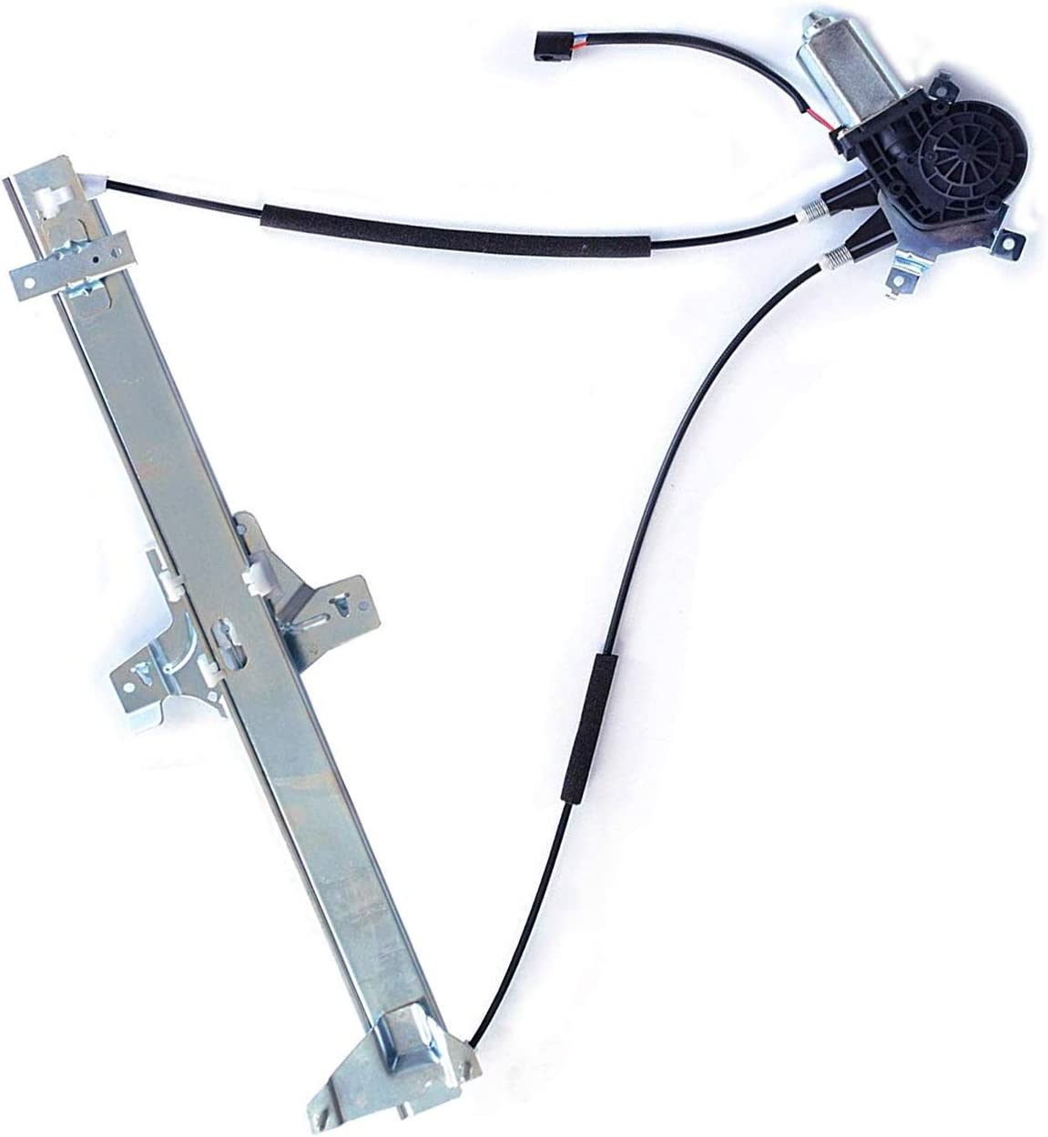 CUSTONEPARTS Front Driver Left Side Power Window Regulator W//Motor For 03-07 Accord Sedan
