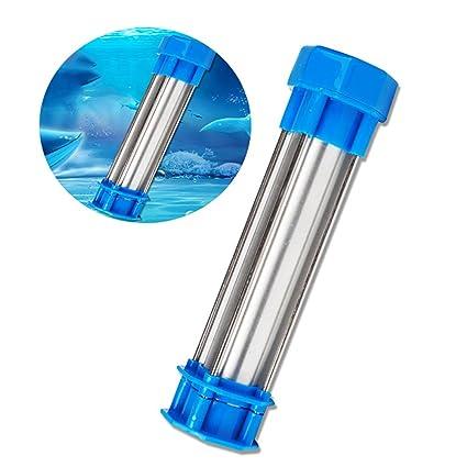 DJLOOKK Filtro Acuario Bomba De Filtro Sumergible De Esterilizador Eliminar Seaweed Clean Water Purification Magic Stick