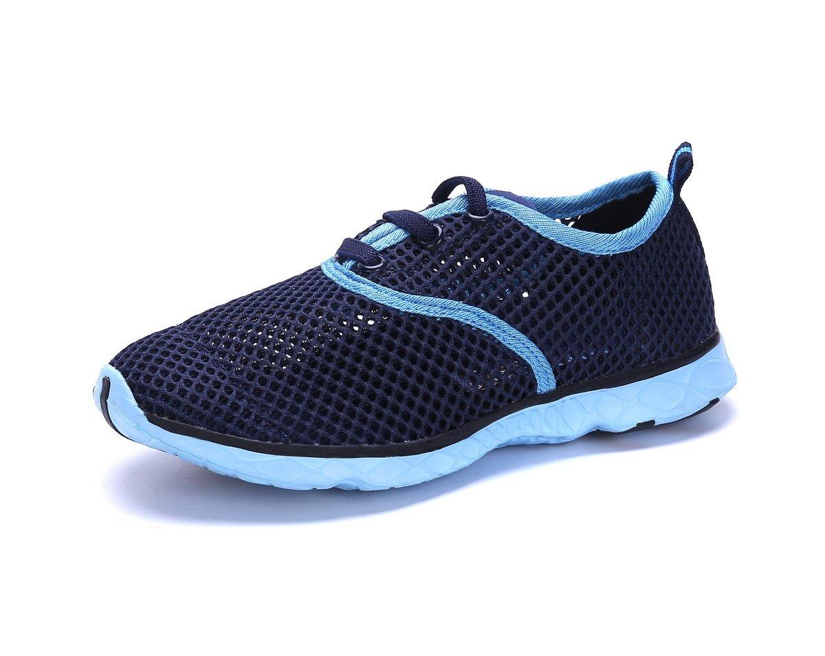 Kids Water Sneakers Shoes - Waterproof Watershoes Unisex Toddler/Little Kid/Big Kid
