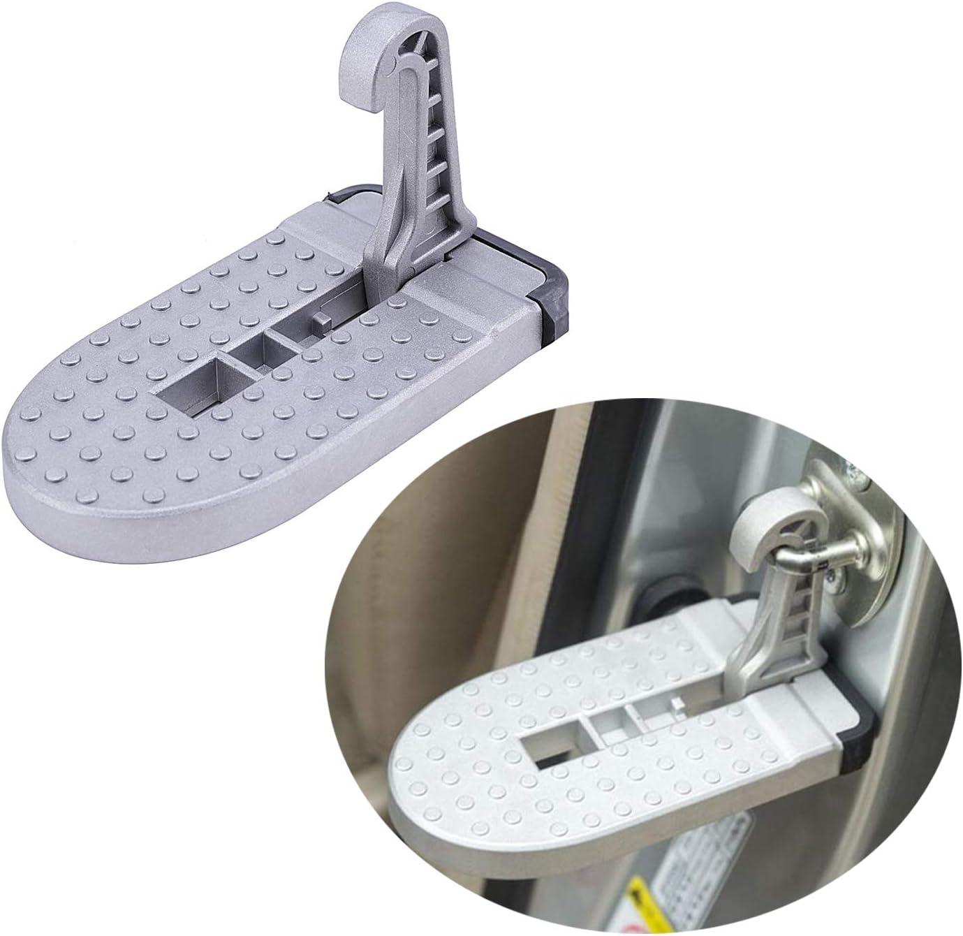 LFOTPP Vitara Jimny SUV - Pedal plegable para puerta de coche (aleación de aluminio)