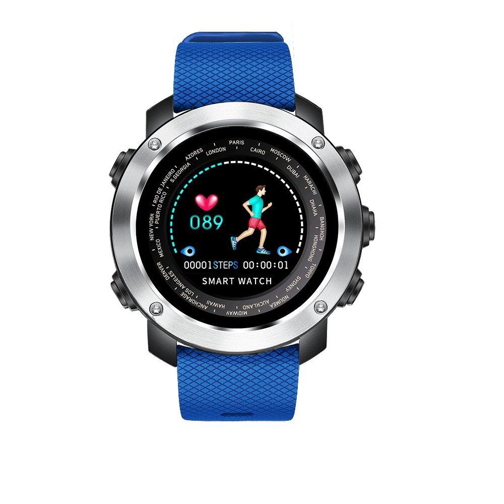 W30 Color Pantalla Inteligente Reloj Monitor De Ritmo ...