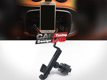 d73c6003197 1) Smart Car Smart Phone Bracket Holder Universal For 14 -up Smart ...