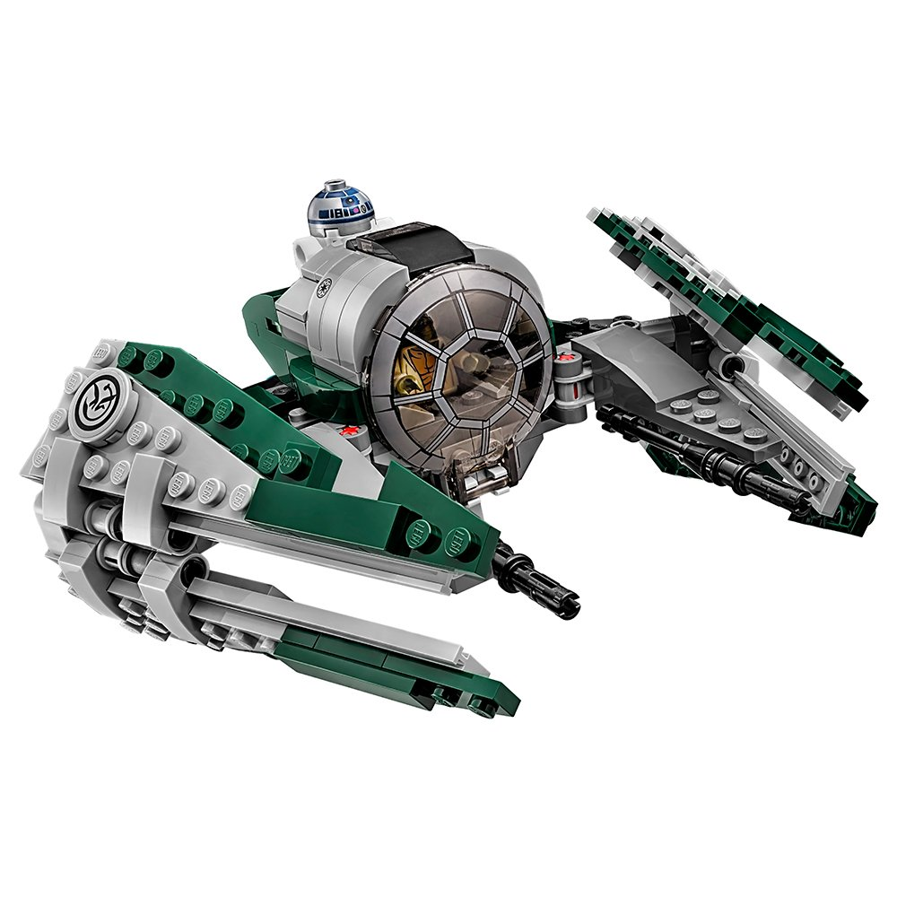 LEGO Star Wars Yoda's Jedi Starfighter (262 Piece)