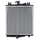 Spectra Premium CU881 Complete Radiator for Chrysler/Dodge