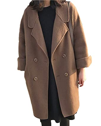 Chaquetas Largas para Mujer Slim Ladies Outwear Top Cardigan ...