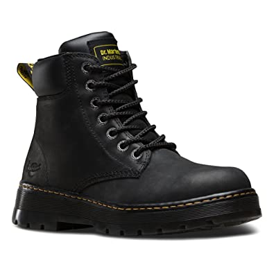 5cb2f898e22 Dr. Martens Men's Winch Leather Work Boots