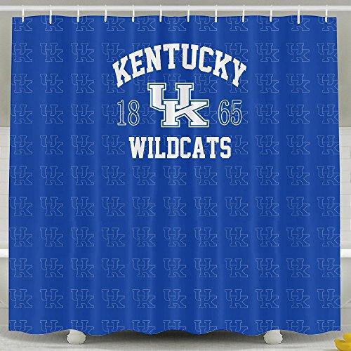 NCAA Kentucky Wilcats Shower Curtain