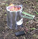 Woodgas Camp Stove LE