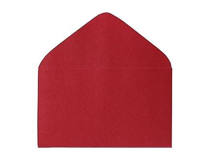 Amazon Com Mini Red Envelopes 63 Envelope 50 Pack Valentine S Day