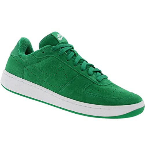 premium selection 2a864 08f8d Nike Zoom Supreme Court Low Style 447843 Mens LUCKI GREEN LUCKI GREE-WHITE  13 D(M) US  Amazon.in  Shoes   Handbags