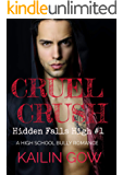 Cruel Crush: A HIGH SCHOOL BULLY ROMANCE: A Loving Summer Spin-Off Series (Hidden Falls High Book 1)