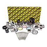 Evergreen OK9010M/0/0/0 02-05 Subaru Impreza WRX Saab 9-2X Turbo USDM 2.0 DOHC 16V EJ205 Master Overhaul Engine Rebuild Kit