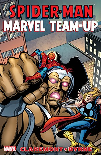 Spider-Man: Marvel Team-Up by Claremont and Byrne (Marvel Team-Up (1972-1985)) cover
