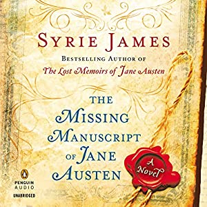 The Missing Manuscript of Jane Austen Audiobook