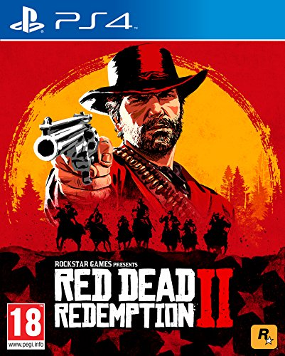 🥇 Red Dead Redemption 2 PS4 Game