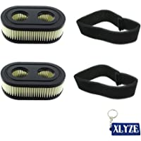 XLYZE Air Filter Pre-Filter for Briggs & Stratton 798513 09P702 4247 5432 5432K 593260 798452