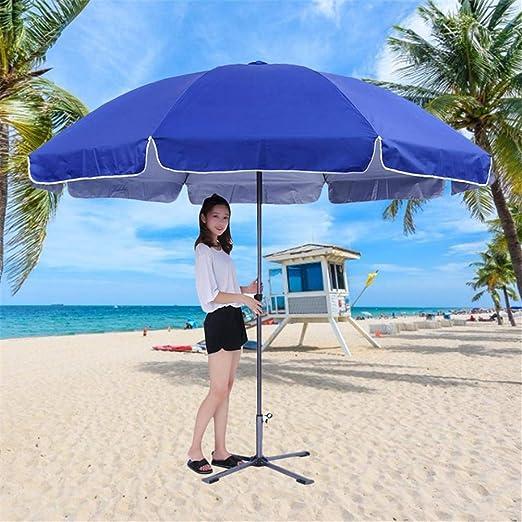 per Paragüero Base Cruzada Jardín Plegable Parasol Soporte Patio Paraguas Base Parasol Sombrilla: Amazon.es: Hogar