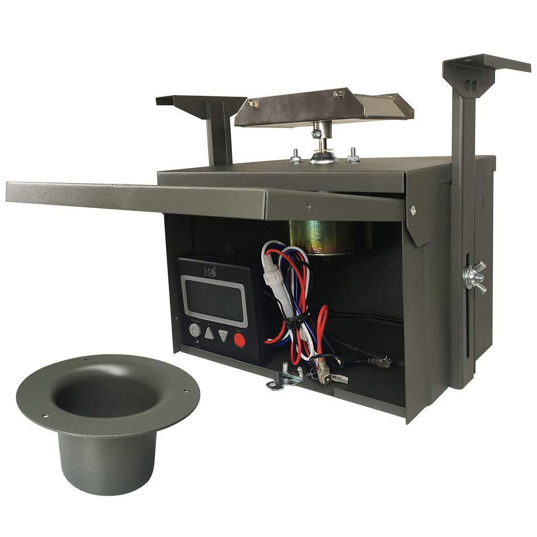 Highwild 12-Volt Deer Feeder Digital Power Control Unit by Highwild