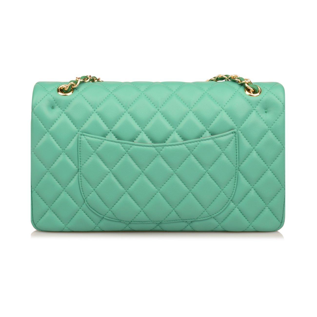 Ainifeel Women s Genuine Leather Quilted Chain Bag Shoulder Handbags Purse   Handbags  Amazon.com 3d3587c744081